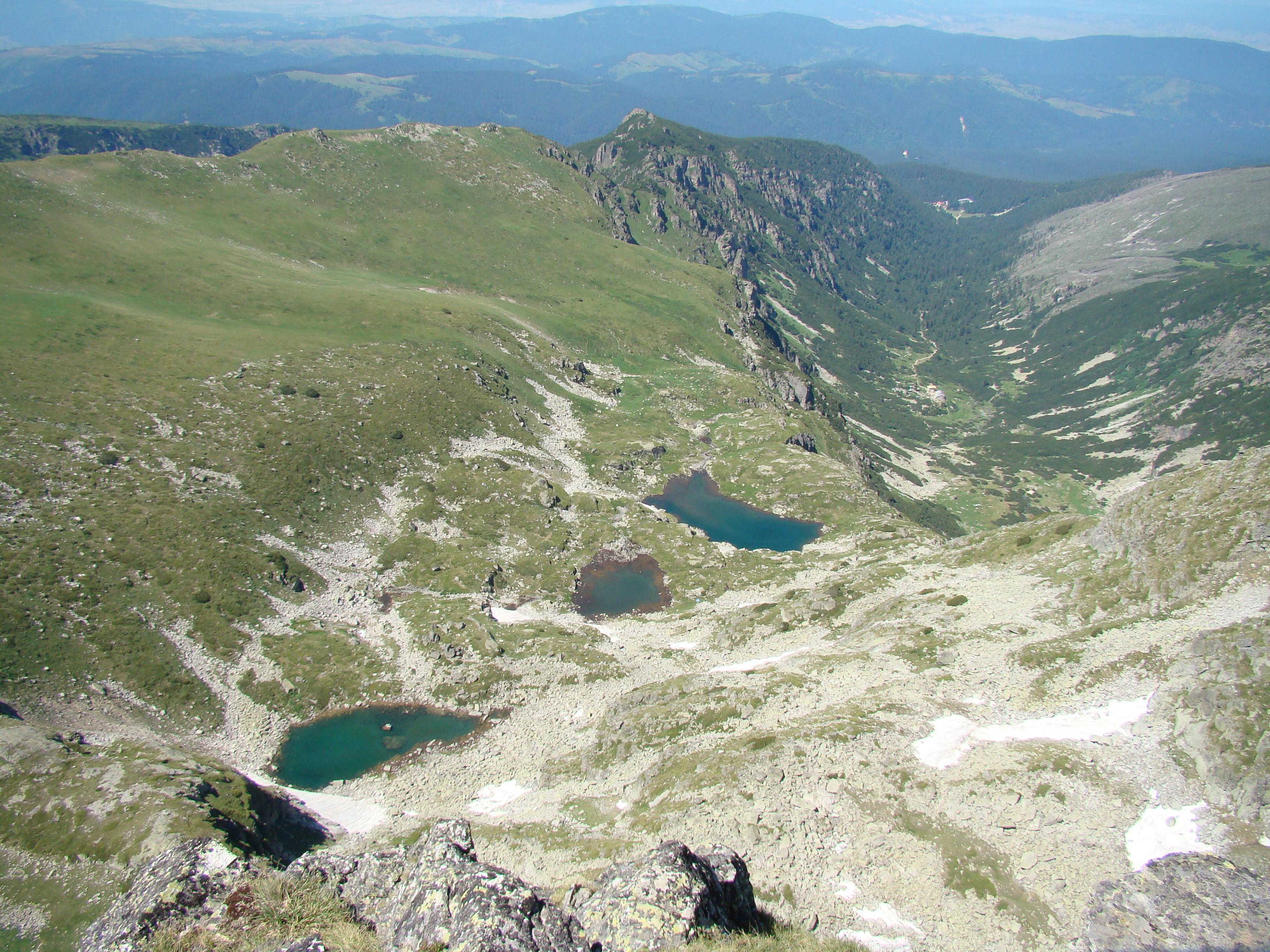 malyovitsa lakes