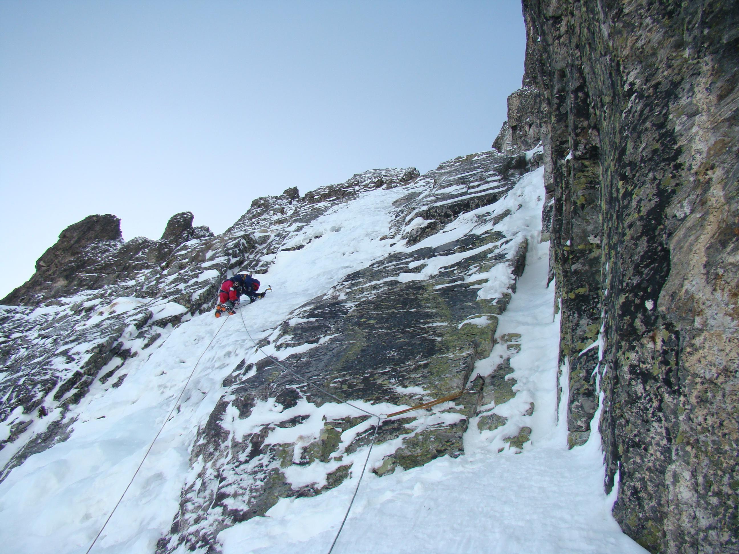 mountaineering kamilata