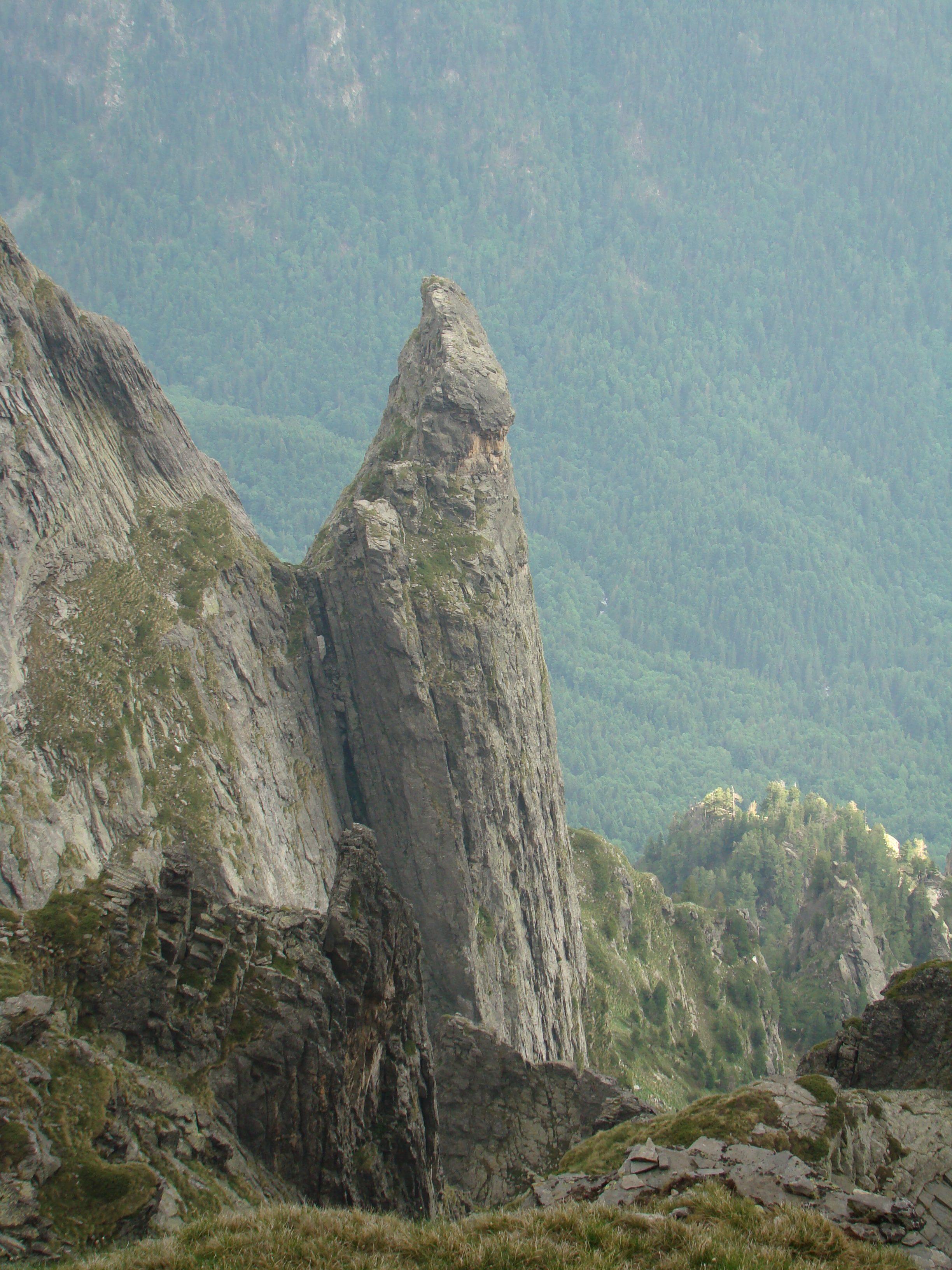 peak the Needle, Malyovitsa