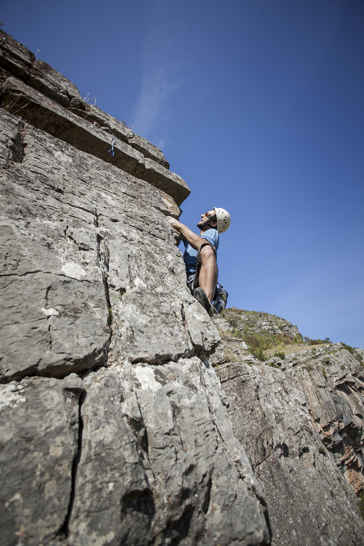 Climbing Komshtitsa
