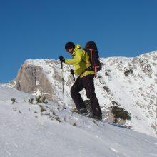 Pirin im Winter