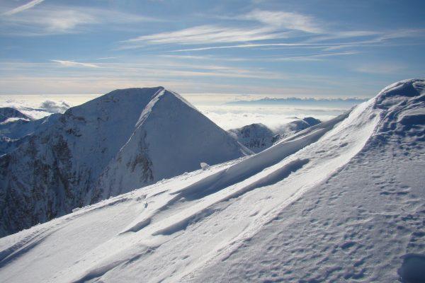 Mt. Vihren from North