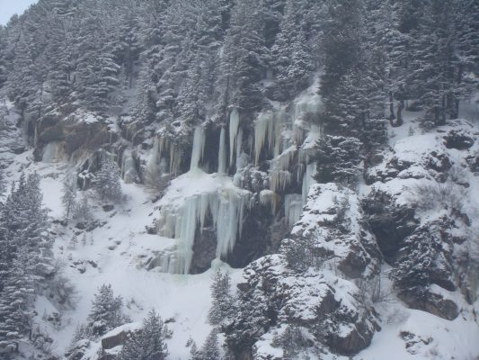 Ices of Skakavitsa
